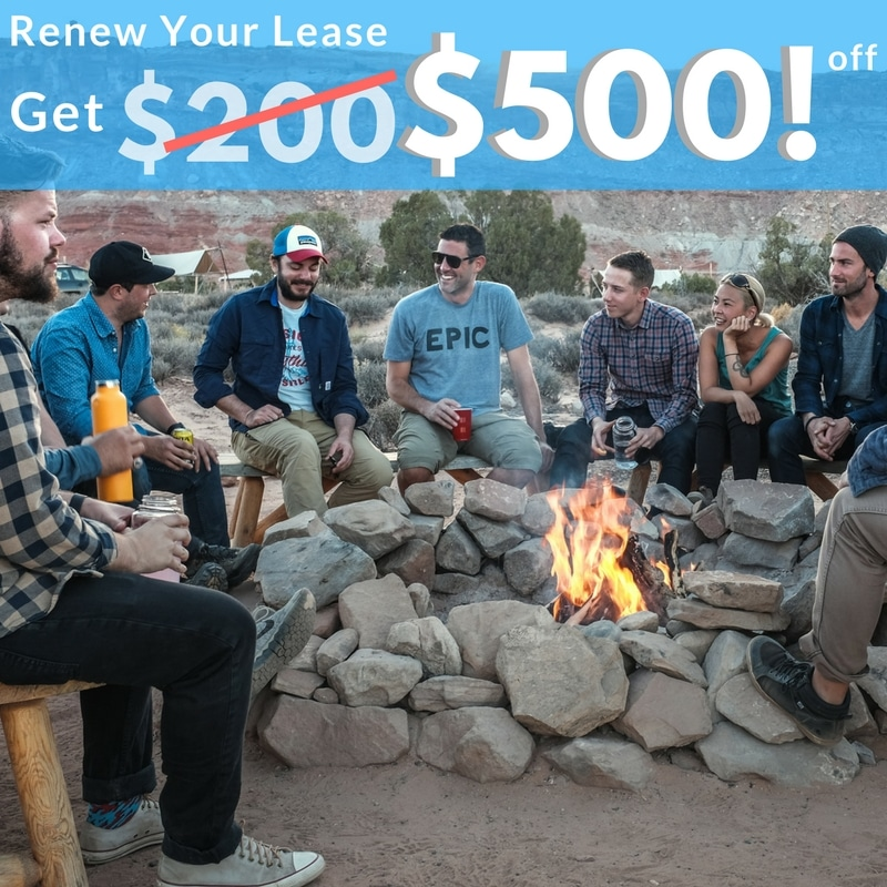 $200 OFF Rent!